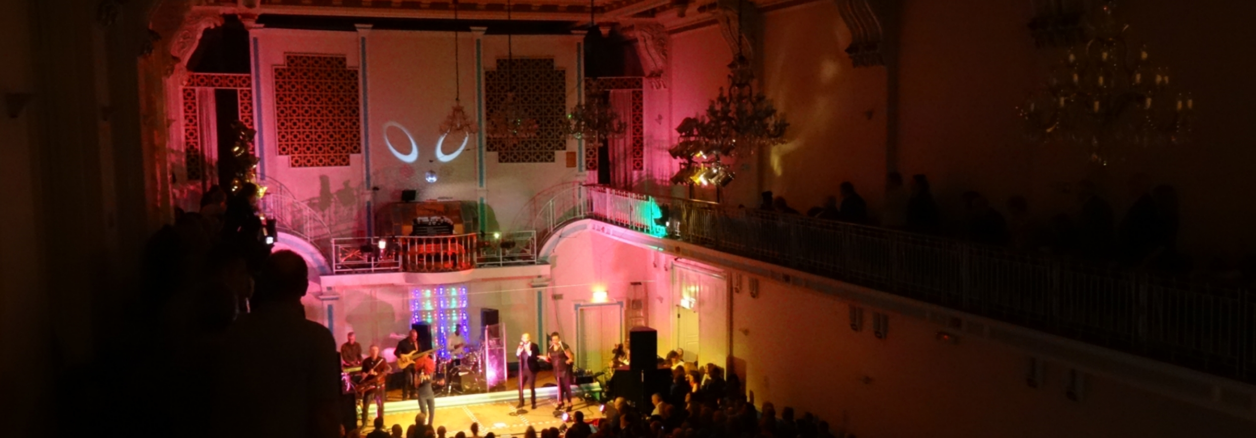 live concerts at Louth Town Hall