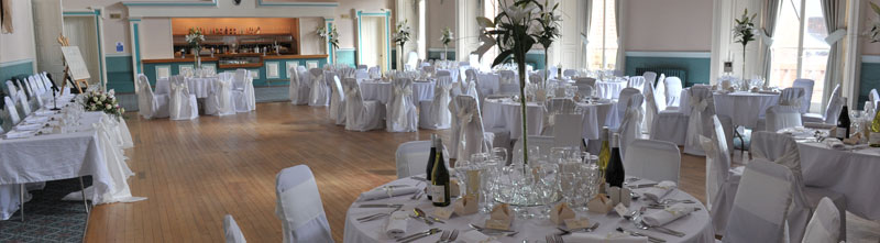 Venue hire for Weddings at Louth Town Hall